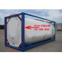 Quality ISO Tank container head-tank end for sale
