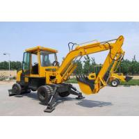 Quality WT-700 Wheel Rock Loader for sale