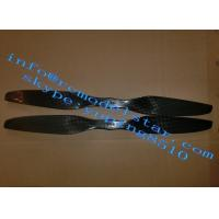 Quality Carbon Fiber Propeller RC Plane Accessories Customized For RC Helicopter for sale