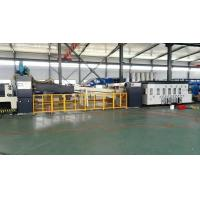 Buy cheap CLY920 automatic flexo printing slotting die cutting machine folder gluer from wholesalers