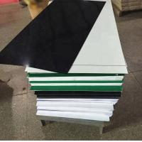 Quality Modern Engraving Sheet Two Colors Plastic ABS Material 600*1200mm Size for sale