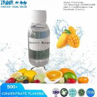 Quality High Concentrate Flavor for E-Liquid Vape E-Juice From Xian Taima for sale