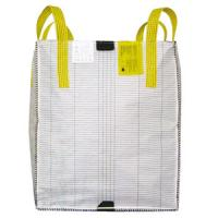 Quality Baffle Conductive Big Bag , Large Anti Static Bags With Pp Fabric Material for sale