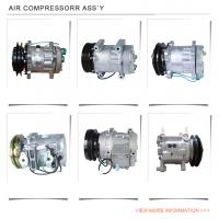 Durable Automotive Spare Parts / Auto Ac Compressor Toyota