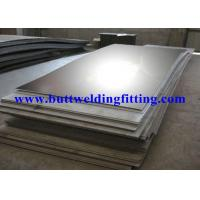 China UNS32906 Duplex Stainless Steel Plate SGS / BV / ABS / LR / TUV / DNV / BIS / API / PED on sale