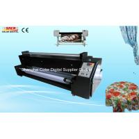 Quality Direct To Fabric Dye Sublimation Machine / Heater Work With Piezo Printers for sale