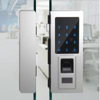 Quality Zinc Alloy Smart Remote Control Finger Touch Door Lock For Office Easy To Operate for sale