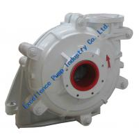 Quality Excellence Brand centrifugal slurry pumps EHM-4D with wear-resistant metal liners for sale