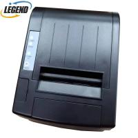Buy cheap USB Interface Auto Paper Cutter 300mm/ Sec Pos Thermal Receipt Printer from wholesalers