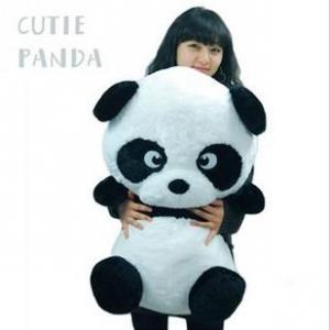 Quality Panda plush toy for sale