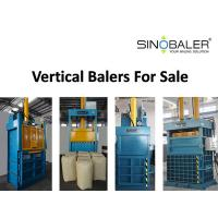 China Vertical Balers For Sale on sale