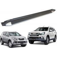 Quality ISUZU MU-X 2014 2017 2018 MUX Auto Accessories Side Step Running Boards for sale