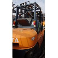 China used forklift TOYOTA 4 ton FD40 forklift 2009year original for sale on sale