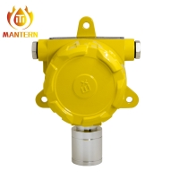 Quality 4-20mA Fixed Hydrogen Chloride HCL Gas Detector Chlorine Hydride Monitor for sale