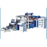 China Fully Automatic Five Six Layer PVC Film Calender Machine With High Speed on sale
