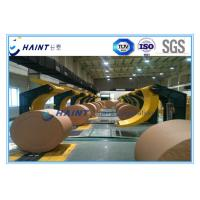 Complete Paper Roll Handling Systems For Paper Industry , Data Management System for Option