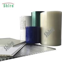 Quality Extrusion Polycarbonate Hollow Sheet Protection Films Cell Cast Acrylic Sheet Protection Films for sale