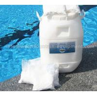 China Water Treatment Swimming Pool Chemicals TCCA 50% Pool Chlorine Tablets on sale