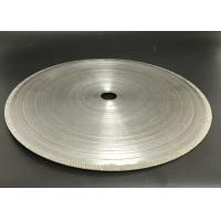 """Quality 6"""" Inch Notched Rim Diamond Cutting Saw Blades for Lapidary Saw for sale"""