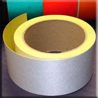 Quality warning reflective fabric tapes for clothing,retro reflective tape for car,sew on reflective tape for sale
