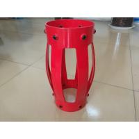 Buy cheap API 10D  bow type spiral blade polymer casing centralizer 9.5