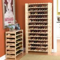 Quality acrylic wine display for sale