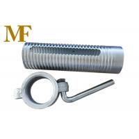 Quality Thread Rolling Shore Props Sleeve Carbon Steel Q235 With High Strength OEM for sale