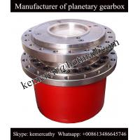 Quality high quality rexroth planetary gearbox track drive gearbox GFT60T3 for undercarriage application for sale