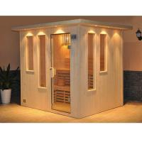 China 5-8 People Hotel Traditional Dry Wood Sauna Cabin House (A-202) on sale
