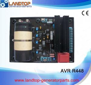 Quality Leroy Somer Generator AVR R448, Generator Parts Voltage Stabilizer Regulator for sale