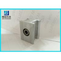 Quality AL-6C Double Metal Tube Connectors Aluminum Tubing Fitting Silvery Joints for sale