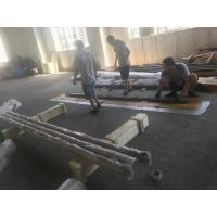 Quality Wear Resistant Steel Extruder Shaft For Double Screw Extruder Machine for sale