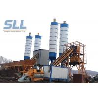 Quality PLD1600 Belt Type Concrete Batching Plant For Big / Medium Construction Project for sale