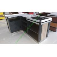 Quality Multi Function Supermarket Cashier Table / Salon Reception Table for sale