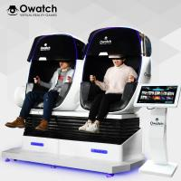 Quality Owatch-Start a Robot 9D virtual reality simulator arcade game Cinema for sale