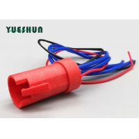 Quality Cable Socket Connector For Large Current Push Button Switch 10A 20A 15A for sale