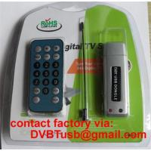 Quality USB DVB-T Receiver Mini Digital TV Sticker DVBT  USB Dongle DVB-T USB Stick USB DVB-T TV Turner for sale