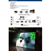 Buy cheap P3 Indoor Full Color LED Display , SMD2121 , 1/16 scan , 1/32 scan , IP34 from wholesalers