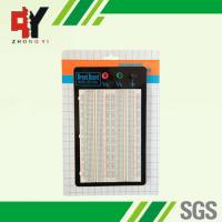 Buy Rectangular Electronics Breadboard Prototype, electronic test board at wholesale prices