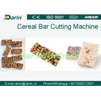 Quality Industrial Peanut Candy caramel popcorn machine , Snacks Making Machine for sale