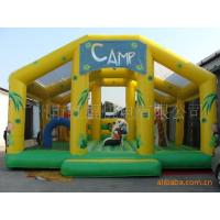Quality Fire Resistant Commercial Bounce House Blower , Bounce House Air Fan for sale
