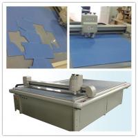 Quality Coroplast sample maker cutting machine for sale