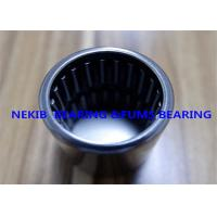 Quality GCr15 Close End Drawn Cup Needle Roller Bearings Steel Cage / Brass Cage for sale