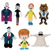 China Fashion 10inch Hotel Transylvania 2 Cartoon Plush Toys For Promotion Gifts on sale