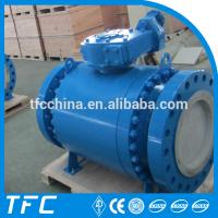 China China factory price 900LB 8 inch 3pc forged full welded stainless steel ball valve on sale
