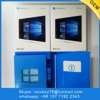 Quality Ms Office Windows 10 Home Oem License Key Code DVD Computer Operating for sale