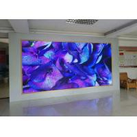 Buy cheap P1.667 Indoor Full Color SMD1010 Led Display Small Pitch With High Quality from wholesalers