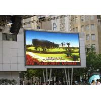 Quality Programmable full color smd P16 led display for outdoor advertising for sale