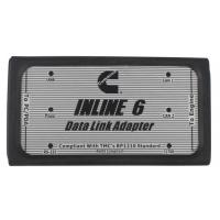 Quality 2018 8.3 Latest Software Version Truck Diagnostic Tool Cummins INLINE 6 Data Link Adapter With High Quality for sale