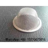 China Stainless Steel Wire Mesh Filter Screen With Plain Weave, Caps/Bowl Type on sale